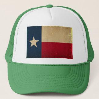 Texas State Flag VINTAGE Trucker Hat