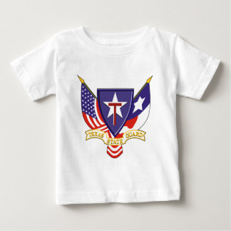 Texas State Guard Baby T-Shirt