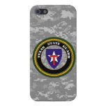 Texas State Guard Phone Case iPhone 5 Case