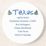 Texas State Info Coaster