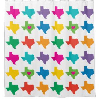 Bright Colors Shower Curtains | Zazzle
