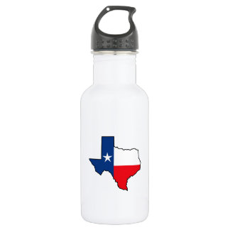 TEXAS STATE 18OZ WATER BOTTLE
