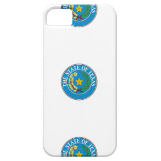 Texas State Seal iPhone 5 Covers