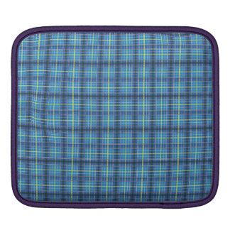 Texas State Tartan Sleeve For iPads