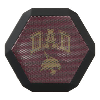 Texas State University Dad Black Bluetooth Speaker