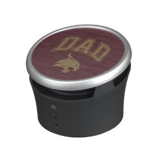 Texas State University Dad Bluetooth Speaker