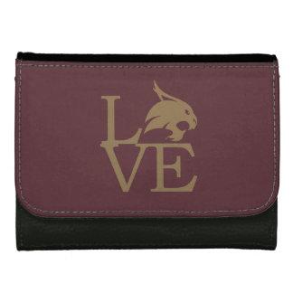Texas State University Love Wallet