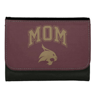 Texas State University Mom Wallet