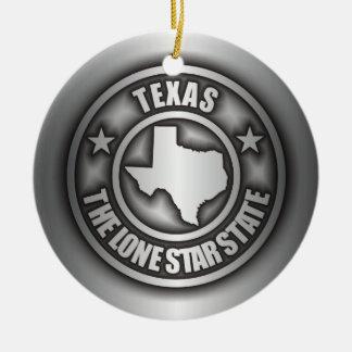 """Texas Steel"" Decorative Ornaments"