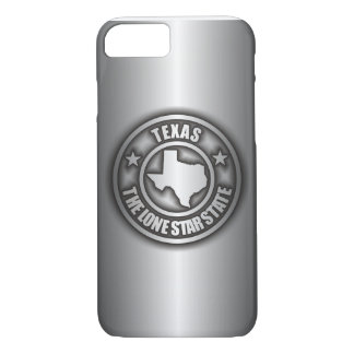 """Texas Steel"" iPhone 7 case"
