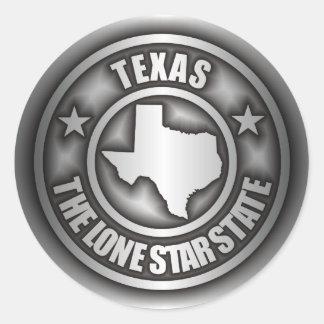 """Texas Steel"" Stickers"