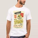Texas Steer Sandwich 1938 WPA T-Shirt