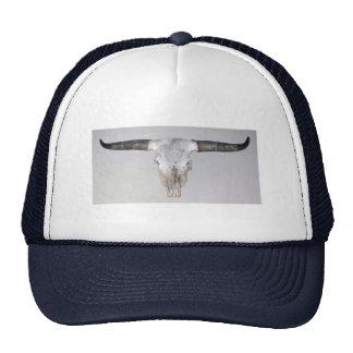 Texas Steer Trucker Hat