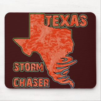Texas Storm Chaser Mouse Pad
