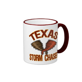 Texas Storm Chaser Coffee Mugs