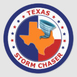 Texas Storm Chaser Sticker