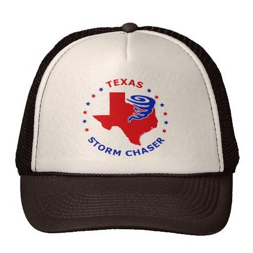 Texas Storm Chaser Trucker Hat