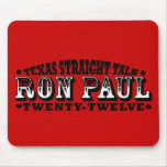 TEXAS STRAIGHT TALK MOUSE MAT