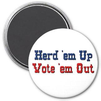 Texas style politics magnet