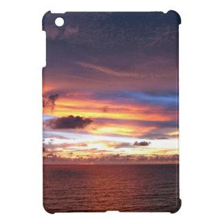 Texas sunset-wow lake kickapoo iPad mini cover