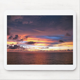 Texas sunset-wow lake kickapoo mouse pad