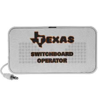 Texas Switchboard Operator Travelling Speakers