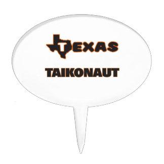 Texas Taikonaut Cake Topper