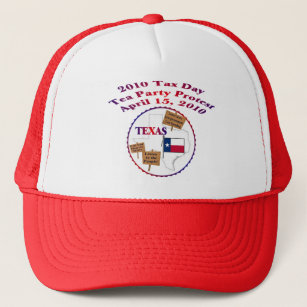 Texas Protest Tax Day Gifts on Zazzle