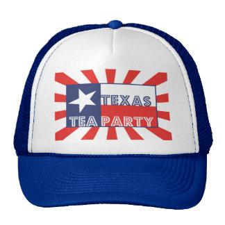 Texas Tea Party Trucker Hat