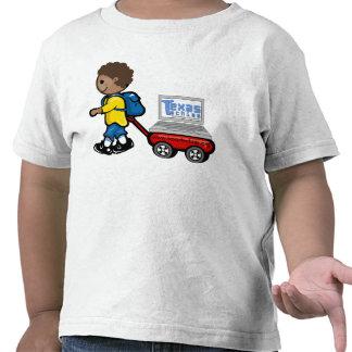 Texas Techies On Wheels T-shirts