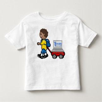 Texas Techies On Wheels Toddler T-shirt