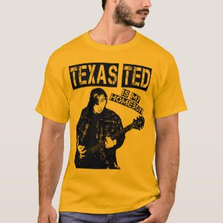 Texas Ted 2-sided Shirt
