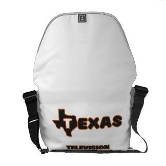 Texas Television Camera Operator Courier Bag