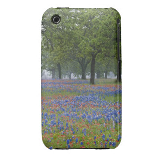 Texas, Texas Hill Country, Texas Paintbrush and iPhone 3 Case-Mate Case