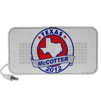 Texas Thad McCotter Mp3 Speakers