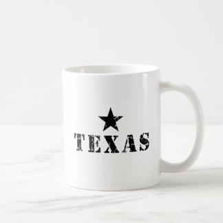 Texas, the Lone Star State Coffee Mug