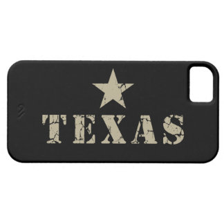 Texas, the Lone Star State iPhone SE/5/5s Case