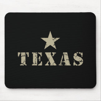 Texas, the Lone Star State Mouse Pad