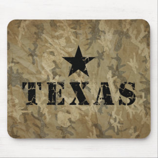 Texas, the Lone Star State Mousepads