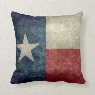 Texas - the lone star state pillow