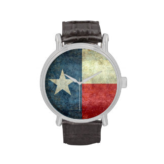 Texas - The Lone Star State Wrist Watch