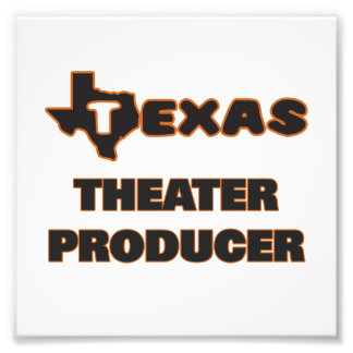 Texas Theater Producer Photo Print