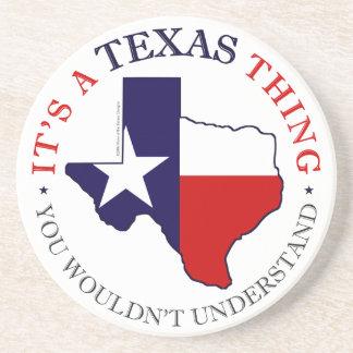 Texas Thing Coaster