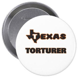 Texas Torturer 4 Inch Round Button