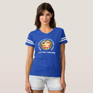 Texas Tough Jersey Style TShirt