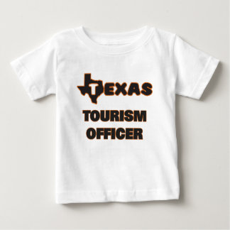 Texas Tourism Officer Tees