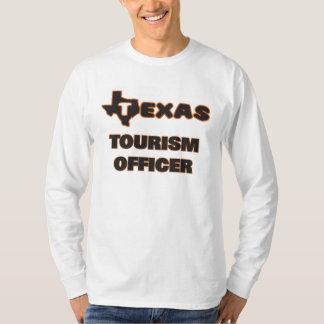 Texas Tourism Officer Tshirts