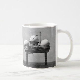 Texas Tower 4 Coffee Mug