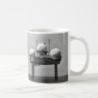 Texas Tower 4 Mugs