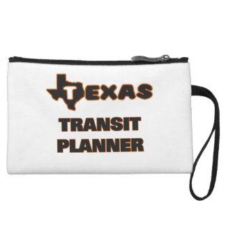 Texas Transit Planner Wristlet Purses